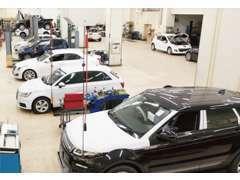 日本最大級の陸運局指定工場を完備。お車の車検・修理などオートプラネットにお任せください。輸入車整備実績10万台以上!