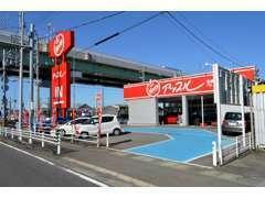名古屋方面からお越しの場合は国道22号線「中之郷南」の交差点を右折して南側の出入り口からお入り頂けます。