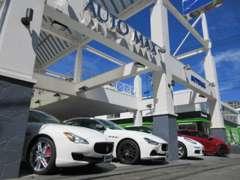 ~創業45年の実績~ポルシェ メルセデスベンツ BMW アウディ マセラティ等高級欧州車をメインに取り扱っております