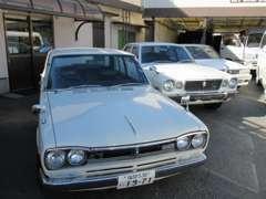 【クラシックカー】稀少車も取り揃えております!!