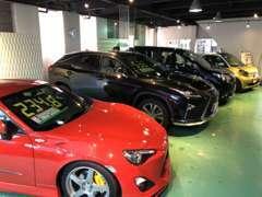 新車の販売も行っています!厳選中古車と合わせて、ご要望に合わせて、お選び出来ます!