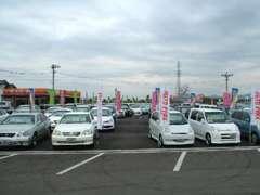 【オートパーク佐賀店】 長崎道佐賀大和インターから車で5分です!自社整備工場完備ですので、アフターサービスもバッチリ!