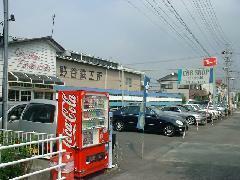 豊富な在庫ラインナップ!軽自動車~バン・輸入車など展示!