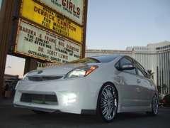 2009~20011年SEMAショー弊社オリジナルボディーキット出店車両