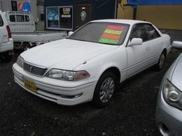 トヨタ マークII 2.0 グランデ タイミングベルト交換済・アルミ・CD