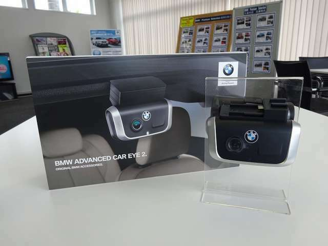 Bプラン画像:★BMW ドライブレコーダー Advanced Car Eye 2★(フルHD録画・高品質画像・運転モード・駐車監視モード・GPS機能・microSDHCカード〔32GB〕・専用アプリDL)