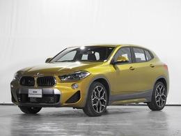 BMW X2 xドライブ18d MスポーツX ディーゼルターボ 4WD ヘッドアップD シートヒーター 360度