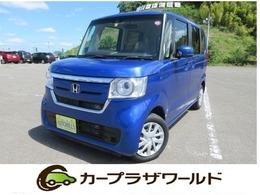 ホンダ N-BOX 660 G L ホンダセンシング 4WD 社外SDナビTV Bluetooth Bカメラ 片側電動