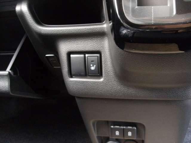 運転席シートヒーター!USBコンセント!