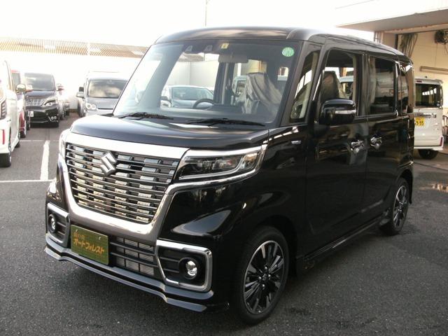 届出済未使用車・スペーシアカスタム・XS!
