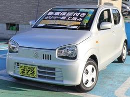 スズキ アルト 660 S セーフティサポート 新車保証 ポリマー済