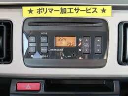 ★AUX端子付AM&FMチューナー内蔵純正CDデッキ付きです!