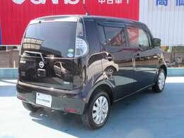 色は茶色です。お求め安い価格なので安い車をお探しの方や、モコを探している方はぜひ!