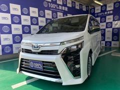 トヨタ ヴォクシー の中古車 1.8 ハイブリッド ZS 煌III 埼玉県加須市 395.5万円