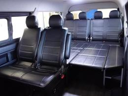 令和1年式ハイエースワゴンGLアレンジR1シートアレンジトリプルナビパッケージ入庫致しました!!社外パーツ多数装備済み!!店頭在庫車、即納車もご対応可能になります!!