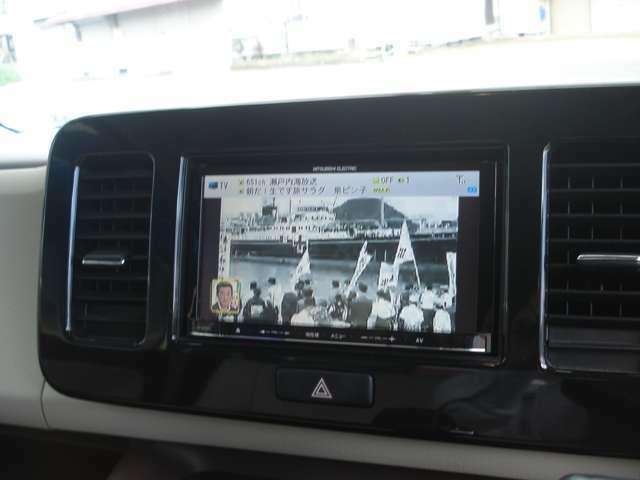 ナビフルセグTV・ETC