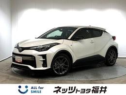 トヨタ C-HR 1.2 S-T GR スポーツ ナビ付DA ドラレコ TSS パノラマモニタ ETC