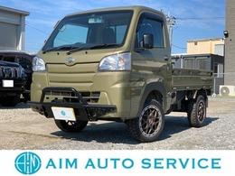 ダイハツ ハイゼットトラック 660 スタンダード 3方開 リフトアップ 新品15AW MT ドラレコ