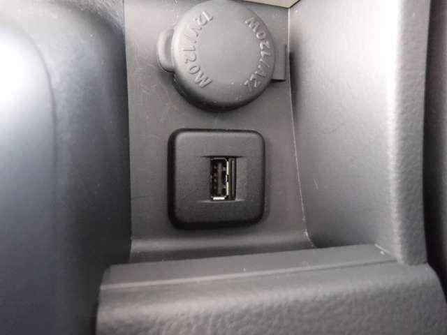 USBコネクターで簡単差込が出来ます(^^)