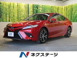 トヨタ カムリ 2.5 WS レザーパッケージ 禁煙車 パドルシフト セーフティセンス