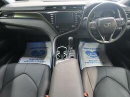 ●北米仕様のカムリに近いコンセプトカー【カムリWS】上級グレードのレザーパッケージ入庫致しました!とてもスタイリッシュなデザインに確かなチューニングが施されている代えの効かないスペシャリティセダンです