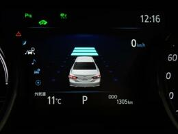 ●【レーダークルーズ】装備!高速道路などでミリ波レーダーセンサーからの情報によって先行車を認識。設定車速内で適切な車間距離を保ちながら追従制御します。また設定車速を保ち定速走行する機能です☆