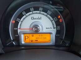 走行距離は62200kmとまだまだ安心してお乗りいただけます♪