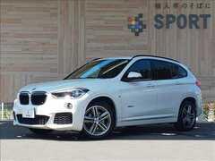 BMW X1 の中古車 sドライブ 18i Mスポーツ 愛知県名古屋市緑区 144.8万円