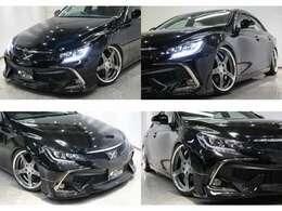 TismではWORK SSR AMEをはじめ様々なメーカーとの取引がございます。お客様のご希望に合わせてホイールもチョイス出来ます。定価40万以上のホイールが新品で車体価格に含まれているのが魅力的☆