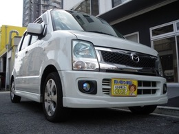 マツダ AZ-ワゴン 660 FX-Sスペシャル Tベルチェーン式