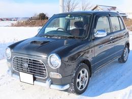 ダイハツ ミラジーノ 660 ターボ 4WD 検R4/9  ターボ 自社 ローンカノウ