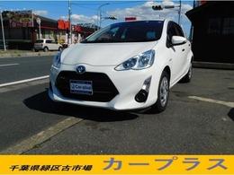 トヨタ アクア 1.5 S ナビTV1セグ Bカメラ ETC オートミラ