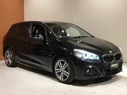 BMW 2シリーズアクティブツアラー 225i xドライブ Mスポーツ 4WD アクティブセーフPKG パーキングアシスト