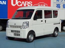 日産 NV100クリッパー 660 DX セーフティパッケージ ハイルーフ 5AGS車 新車保証継承