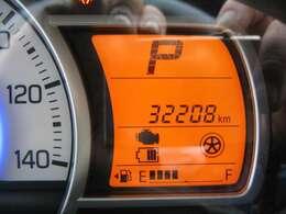 走行距離はおよそ32.200km