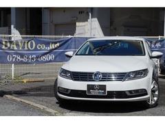 フォルクスワーゲン フォルクスワーゲンCC の中古車 1.8 TSI 兵庫県神戸市東灘区 119.0万円