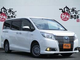 トヨタ エスクァイア 1.8 ハイブリッド Xi 地デジナビ 両電動ドア スマートキー LED