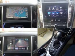 HDDナビにフルセグTV全周囲カメラで運転も快適です。