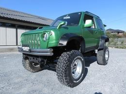 スズキ ジムニーワイド 1.3 4WD フェイスKIT ボディリフトアップ M/T15AW