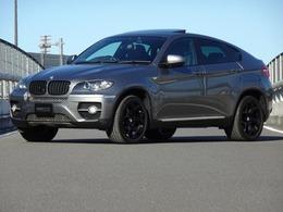 BMW X6 xドライブ 35i 4WD コンフォートパッケージ サンルーフ 5人乗