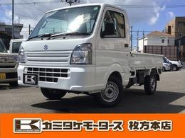 スズキ キャリイ 660 KCエアコン・パワステ 3方開 軽自動車・トラック・フロア5速MT車