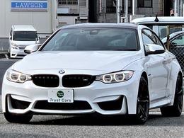 BMW M4クーペ M DCT ドライブロジック /車検受渡