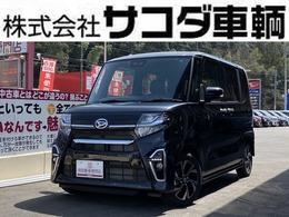 ダイハツ タント 660 カスタム X セレクション スマートアシストIII コーナーセンサ―