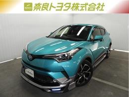 トヨタ C-HR ハイブリッド 1.8 G メモリーナビ・バックM・ETC・LED