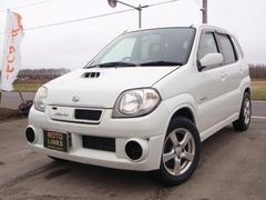 スズキ Kei の中古車 660 ワークス 4WD 北海道石狩市 11.7万円