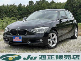 BMW 1シリーズ 116i スポーツ アイドリングストップ idrive HID ETC