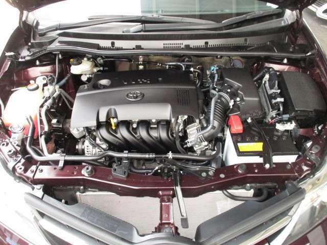 1,500ccエンジン