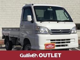 ダイハツ ハイゼットトラック 660 エクストラ 3方開 4WD パートタイム4WD  純正CDオーディオ