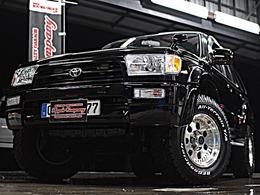 トヨタ ハイラックスサーフ 3.0 SSR-X ワイドボディ ディーゼルターボ 4WD 背面レスモデル