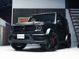 メルセデスAMG Gクラス G63 4WD グリッドカスタムver. 電動ステップ